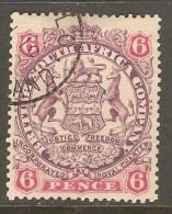 RHODESIA    Scott  # 31  VF USED - Great Britain (former Colonies & Protectorates)