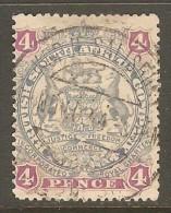 RHODESIA    Scott  # 54  VF USED - Grande-Bretagne (ex-colonies & Protectorats)