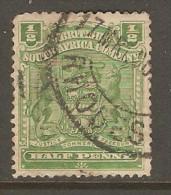 RHODESIA    Scott  # 59  VF USED - Grande-Bretagne (ex-colonies & Protectorats)