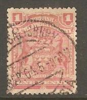 RHODESIA    Scott  # 60  VF USED - Grande-Bretagne (ex-colonies & Protectorats)