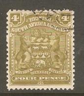 RHODESIA    Scott  # 64  VF USED - Grande-Bretagne (ex-colonies & Protectorats)