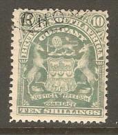 RHODESIA    Scott  # 71  VF USED - Grande-Bretagne (ex-colonies & Protectorats)