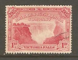 RHODESIA    Scott  # 76  VF USED - Grande-Bretagne (ex-colonies & Protectorats)