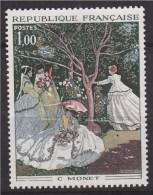 = Oeuvres D'Art: Femmes Au Jardin, De Monet N° 1703 Neuf - Nuovi