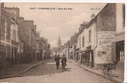 LAMBALLE - Rue Du Val  (1) 1916 TBE - Lamballe