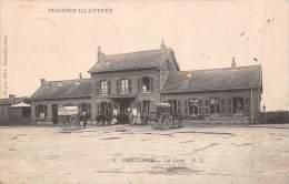 Chaulnes     80   La  Gare - Chaulnes