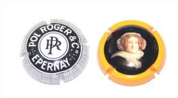 2 Capsule Champagne - Pol Roger