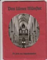 ALLEMAGNE - POCHETTE DE 5 PHOTOS DE DAS ULMER MUSTER - Allemagne