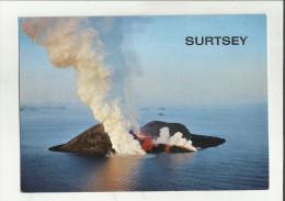 87153 ISLANDA SURTSEY ISOLA NATA NL 1963 - Islanda