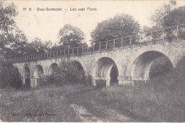 Yves-Gomezée - Les Sept Ponts (Edit Jurdau-Flandre) - Walcourt