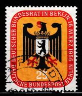 """Michel-Nr. 137 """"Bundesrat """" ,  Mit LUXUS Orts-Stempel , Perfekt  !! Los  6.2-40 - [5] Berlin"""
