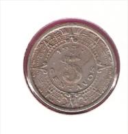 MEXICO 5 CENTAVOS 1937 KM423 - Mexique