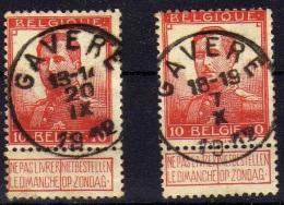 111 Gavère - 1912 Pellens