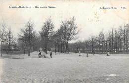 KOEKELBERG - Une vue du plateau - oblit�r� Heyst-sur-Mer 1907