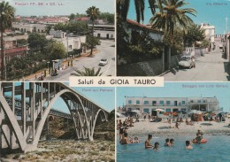 REGGIO CALABRIA -  GIOIA TAURO - SALUTI DA... - Reggio Calabria