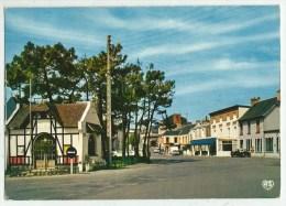Coutainville (50) L'Avenue Tourville - France