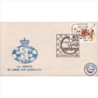 1986-CE-1 Cuba.Ajedrez.Capablanca.16/4/86 - Cuba