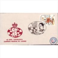 1986-CE-5 Cuba.Ajedrez.Capablanca.21/4/86 - Other