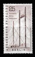 """Bund, Mi-Nr. 157  """" Industrie-Ausstellung """"  Feinst Xx Perfekt Gezähnt A.Abo-Sammlung, Los 6.2-50 - [5] Berlin"""