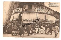 PARIS  BOSCHERON ALIMENTATION GAY LUSSAC / Commerce/chien/ Animation De Rue - Francia