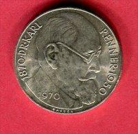 50 SCHILLING RENNER   1970 ( KM 2909  ) TTB  14 - Autriche