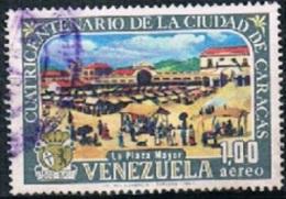 5934 - Venezuela 1967 - Building - Architecture - Venezuela