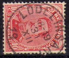 138 Type I Lodelinsart - 1915-1920 Albert I