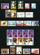 2002  Version Pochette Annuelle De La Poste =   Prix Poste 57 E (contient Tintin De 2001) - Années Complètes