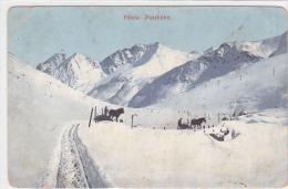 Switzerland - Fluela Pass - GR Grisons