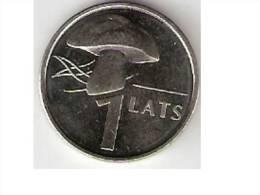 Latvia 1 Lats 2004  Km67  Unc - Lettonie