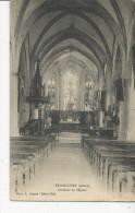 Triaucourt  Interieur De L´ Eglise - France