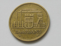 20 Franken 1954 - SARRE - Saarland **** EN ACHAT IMMEDIAT *** - Saar
