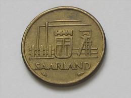 10 Franken 1954 - SARRE - Saarland **** EN ACHAT IMMEDIAT *** - Saar