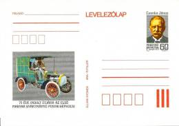 HUNGARY - 1981.Postal Stationery - Janos Csonka And His Postal Automobile MNH!!!Cat.No.299. - Enteros Postales