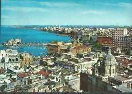BARI - PANORAMA - VIAGGIATA - - Bari