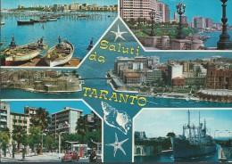 TARANTO - MULTIVEDUTE - VIAGGIATA - - Taranto