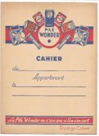 PROTEGE-CAHIER - PILE WONDER - Buvards, Protège-cahiers Illustrés