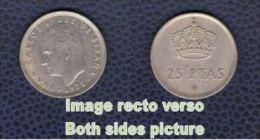 Espagne 1975 Pièce De Monnaie Coin Roi Juan Carlos I 25 Pesetas - 25 Pesetas