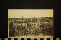 CP, 14, CAEN, N° 109, Ecole Normale De Filles, Bâtiment Du XIVe Siècle..., Vierge - Caen