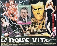 D0176 SENEGAL 1998, Film, La Dolce Vita, MNH - Sénégal (1960-...)