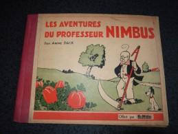 """Les Aventures Du Professeur NIMBUS Offert Par """"Le Matin"""" édition Rare - Livres, BD, Revues"""