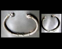Ancien Bracelet Argent Double Ganesh Dieu éléphant / Vintage Silver  Ganesh Bracelet From India - Bracelets