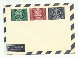 Autriche Entier N°779 à 781 Neuf - 1945-.... 2a Repubblica