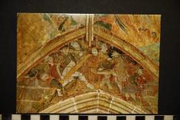 Kernascléden - Fresques Du XV ème Siècle - Le Portement De La Croix   8    NON VOYAGEE - Altri Comuni