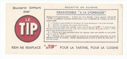 Buvard , LE TIP , Recette De Cuisine , GRAS-DOUBLE à La LYONNAISE - Food