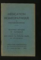 Médication Homéopathique Du Professeur Boribel Nouvelle Méthode De Traitement - Santé & Médecine