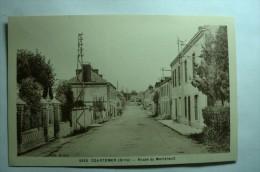 D 61 - Courtomer - Route Du Merlerault - Non Classificati