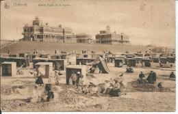 OSTENDE CHALET ROYAL ET LA DIGUE (NELS SERIE OSTENDE N° 108) - Oostende