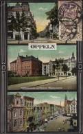 CPA   POLOGNE----OPPELN---1920 - Poland