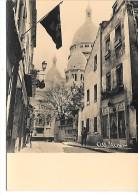 PARIS - Rue Du Chevalier De La Barre - Photographe Albert MONIER - Monier